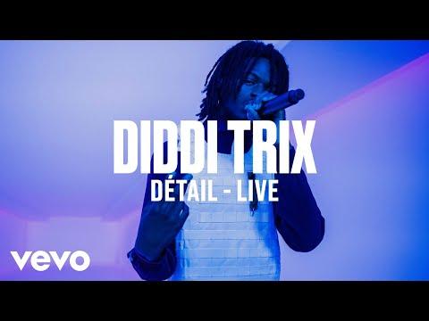 Diddi Trix - Détail (Live)   Vevo DSCVR להורדה
