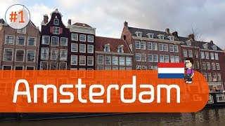 City Tours in Netherlands: #1 Amsterdam - World's Most Liberal City