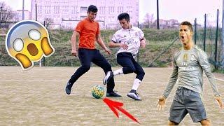 РОНАЛДУ ЛУЧШИЙ СПОСОБ МЕЖДУ Ronaldo in reality tutorial