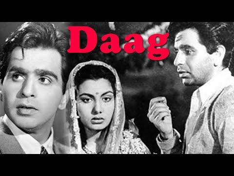 Daag│Full Hindi Movie│Dilip Kumar, Nimmi