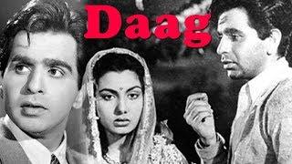 Daag (1952) Super Hit Classic Movie   दाग   Dilip Kumar, Nimmi Thumb