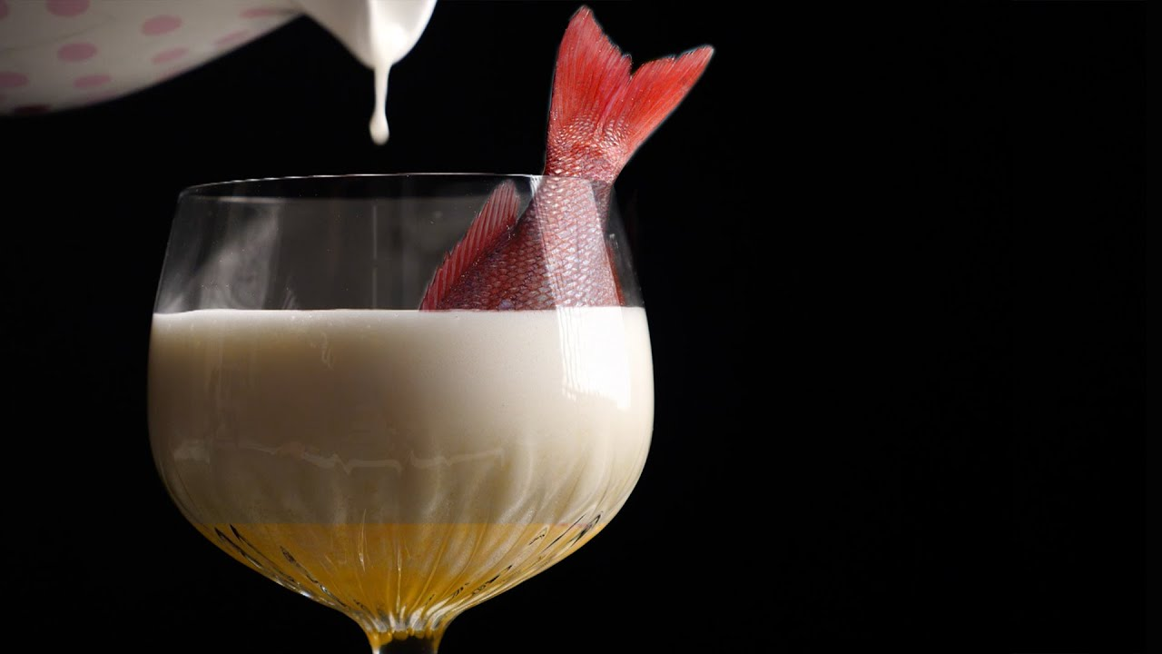 There's something fishy about this 200-year-old DESSERT!   | How To Cook That Ann Reardon