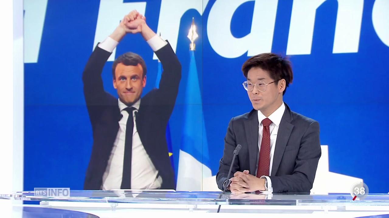 Joachim Son Forget Est Linvite De Darius Rochebin Tele Journal Du  De H Rts