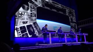 Kraftwerk.Spacelab.The Model.Amsterdam Paradiso 2015