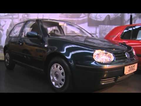 Volkswagen Golf 4 - History