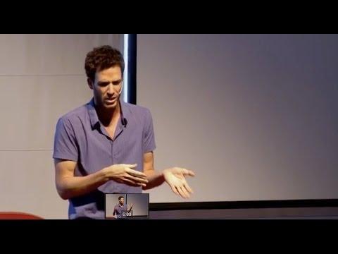Why I stopped watching porn   Ran Gavrieli   TEDxJaffa