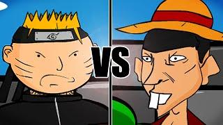 Naruto fan VS One piece fan