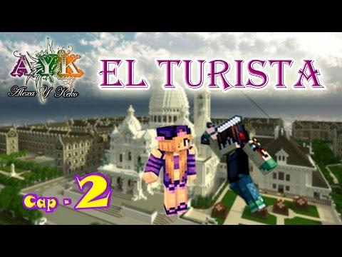 Minecraft - El Turista - Parte 2