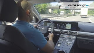 Hyundai Nexo präsentiert von Jürgen Sangl Part 2 In Fahrt