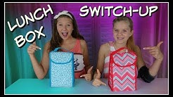LUNCH BOX SWITCH UP || Taylor and Vanessa