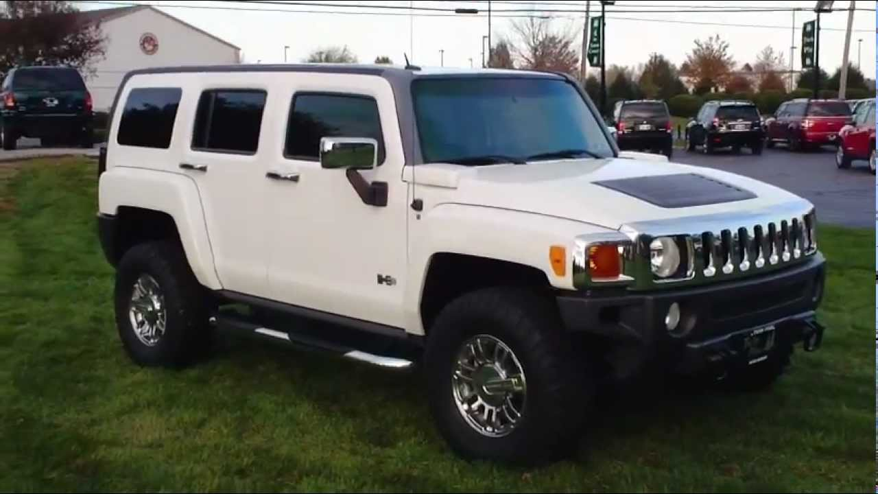hummer h3 luxury 4x4 youtube. Black Bedroom Furniture Sets. Home Design Ideas