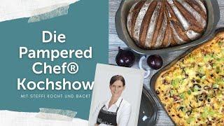 Pampered Chef - Die Kochshow von Beraterin Steffi Ebbing