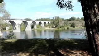 Ardeche sampzon 2016 camping La Bastide