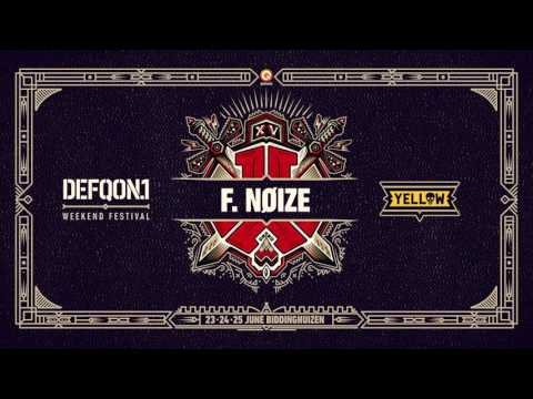 The colors of Defqon.1 2017 | YELLOW mix by F. Noize