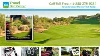 Las Vegas Golf Club Rental | TravelGolfCenter.com