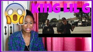 King Lil G - Hopeless Boy ft  David Ortiz Official Music Video   Reaction