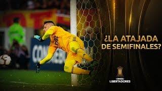 ¿La atajada de Semifinales? Increíble reacción de Diego Alves