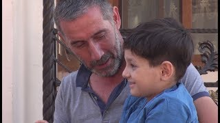 «Сразу всех узнал»: вернувшиеся из Ирака в Чечню дети привыкают к мирной жизни