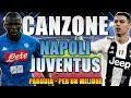 Canzone Napoli - Juventus ⚽   Parodia Boomdabash - Per Un Milione
