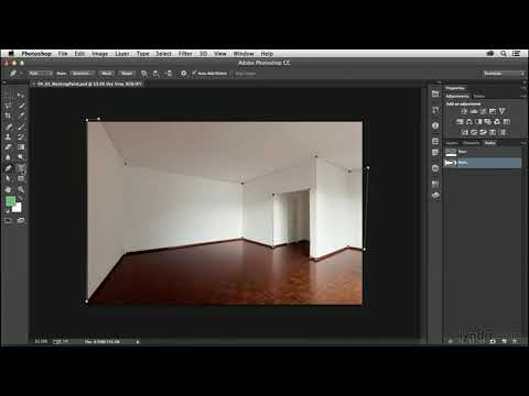 Photoshop tutorial: Masking paint | lynda