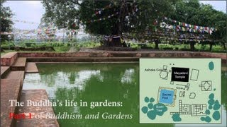 Buddhist gardens - design, history and green environmentalism