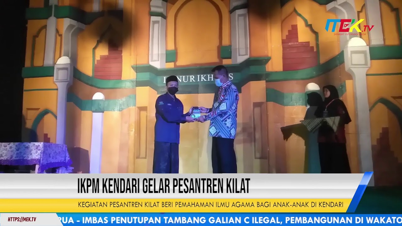 (Live) Seputar Sultra 27 April 2021