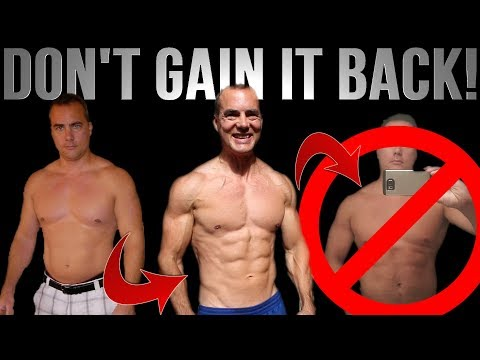 Weight Regain After Weight Loss? Here's Why