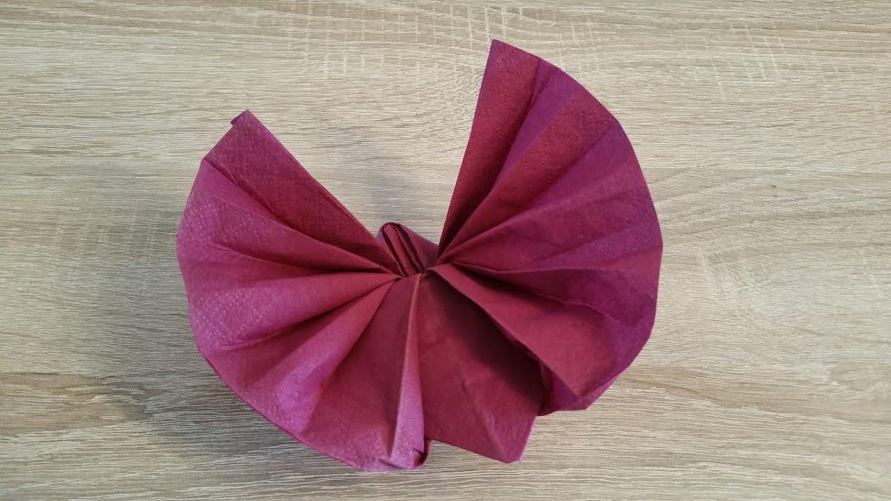 Www Servietten Falten servietten falten weihnachten