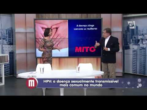 Mulheres - Saúde: HPV (08/06/2015)