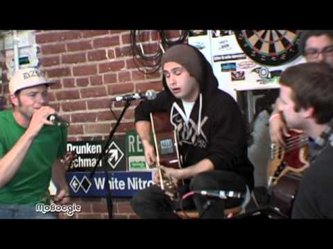 "FORTUNATE YOUTH ""Sweet Love"" - stripped down session @ the MoBoogie Loft"