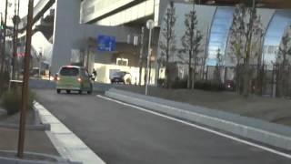 第2京阪北巣本6:一方通行表示がない!5:54M4V00122.MP4