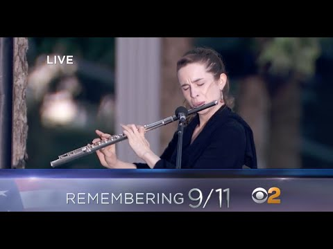 Danny Boy Flute,, 9/11 Memorial New York City