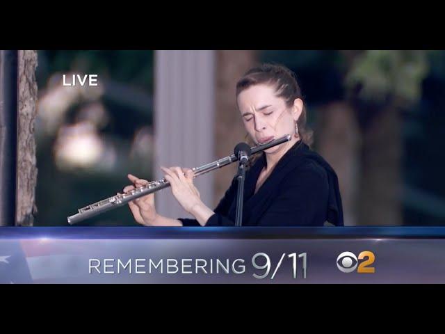 Danny Boy Flute,, 9/11 Memorial New York City