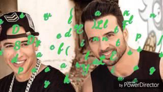 Despacito (Slowly) (Letra español/english)|Luis Fonsi ft.Daddy Yankee