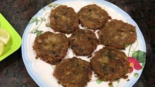 Mutton Shami Kabab | شامی کباب | Shami Kabab Recipe Made By Seema Shaikh