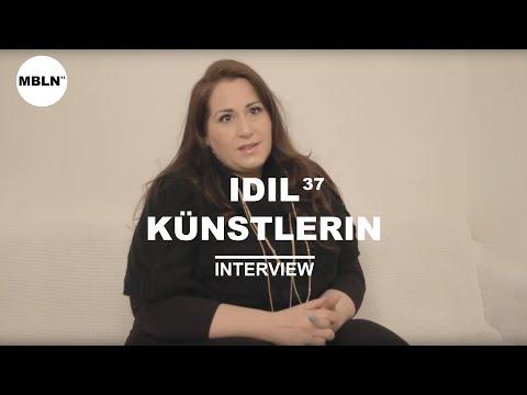 MEIN BERLIN - IDIL 37,  KÜNSTLERIN