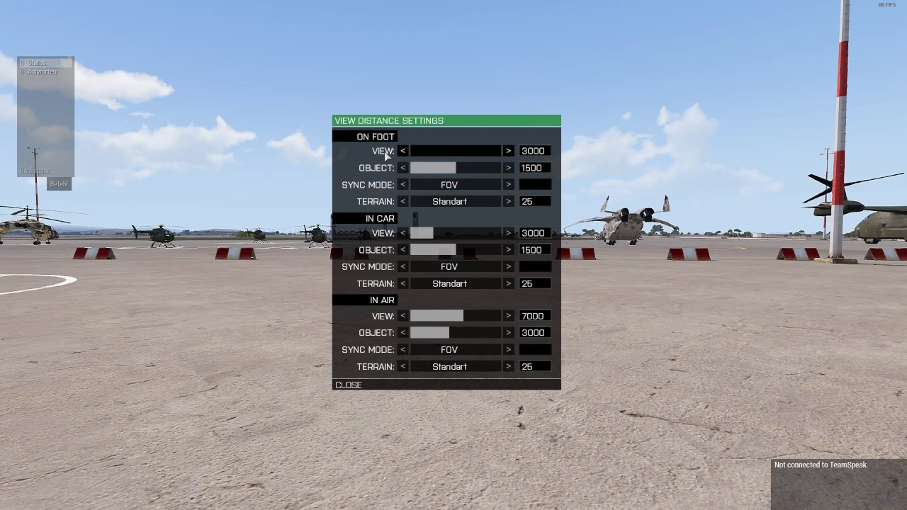 Arma 3 Server View Distance ch view distance addon - page 3 - arma 3 - addons & mods