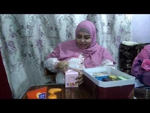 تعالو  شوفو  جاتلى اجمل  هدايا من  صديقتى  من الكويت