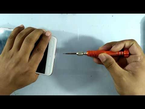 How to Remove Back Cover Xiaomi Mi Max 2
