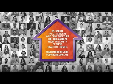 Asian Paints Supports Pm Cares Fund Is Main Sponsor Of Anthem One Nation One Voice Mediabrief