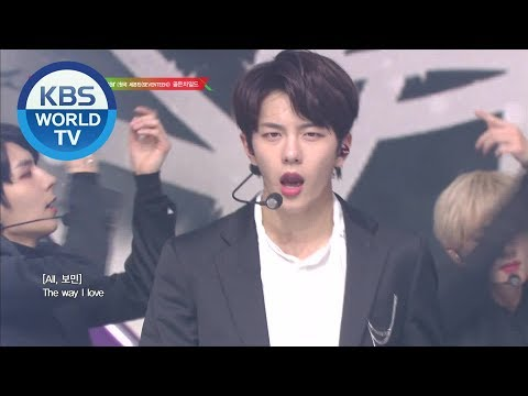 Golden Child - Fear (SEVENTEEN) \u0026 WANNABE [Music Bank / 2019.12.20]