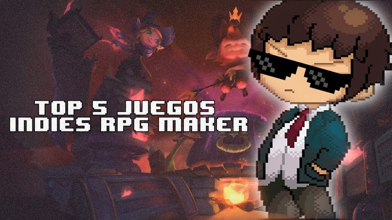 Top 5 Juegos Indie Horror Rpg Maker Youtube