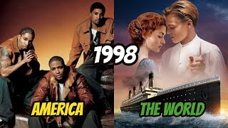 America Taste in Music VS The World - Part 2 (1988-2018) The #1 Song of Each Year