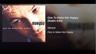 One To Make Her Happy (Radio Edit)