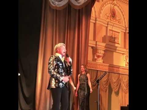 Николай Басков спел на армянском во время празднования дня рождения Ара Абрамяна