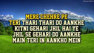 MAIN TERE PYAR MEIN PAGAL | Karaoke for Male Singers | By Sanya Shree❤