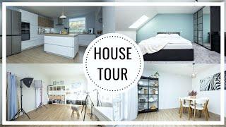 Jak vypadá dům po roce?! HOUSE TOUR | Markéta Venená