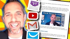 Video Email - How to embed YouTube videos in any email program