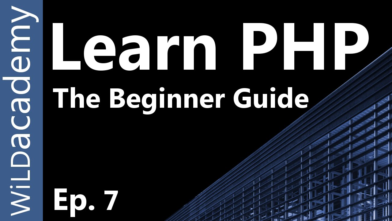 PHP Tutorial Introduction - Learn PHP Programming - YouTube