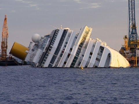 Costa Concordia: Salvaging a shipwreck